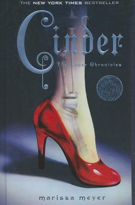 Cinder (Lunar Chronicles) Cover Image