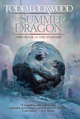 The Summer Dragon (Evertide #1) Cover Image