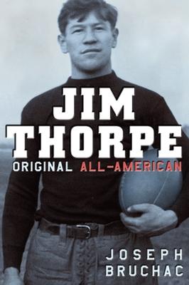 Jim Thorpe, Original All-American Cover Image
