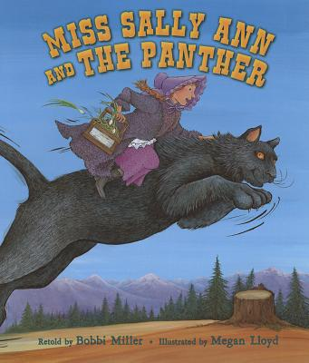 Miss Sally Ann and the Panther Cover