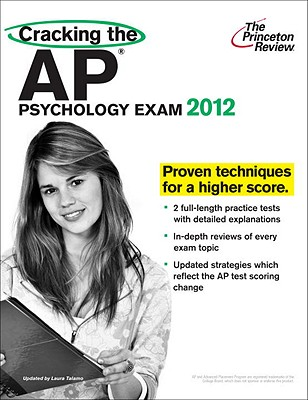 Cracking the AP Psychology Exam, 2012 Edition Cover