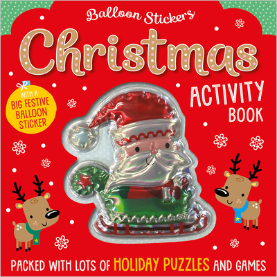 Christmas Activity Book Cover Image