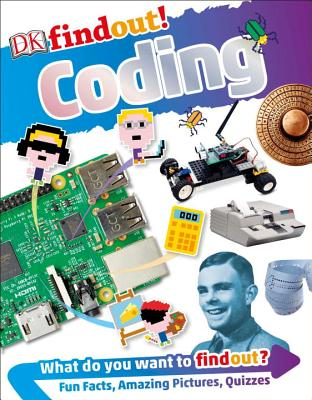 DKfindout! Coding (DK findout!) Cover Image