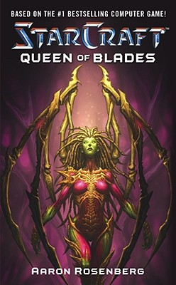 Queen of Blades Cover