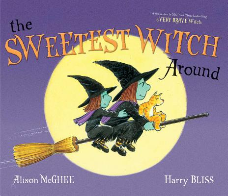 The Sweetest Witch Around Cover