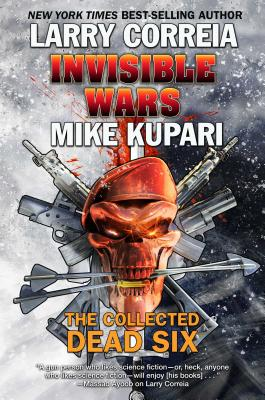 Cover for Invisible Wars