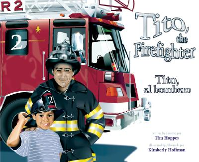 Tito, the Firefighter Cover