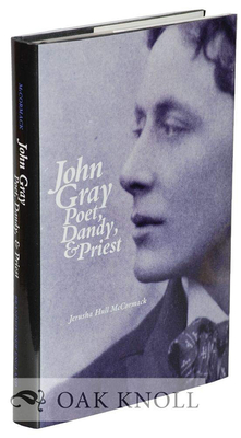 John Gray: Poet, Dandy, and Priest Cover Image