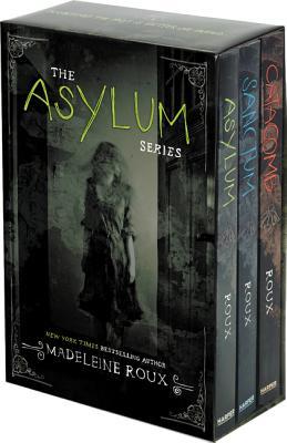 Asylum 3-Book Box Set: Asylum, Sanctum, Catacomb Cover Image