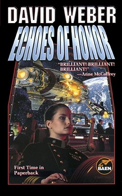 Echoes of Honor (Honor Harrington #8) Cover Image