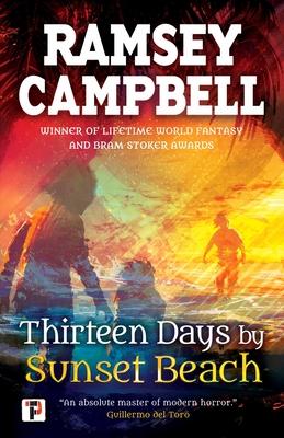 Thirteen Days by Sunset Beach Cover Image