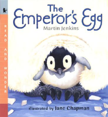 The Emperor's Egg Cover