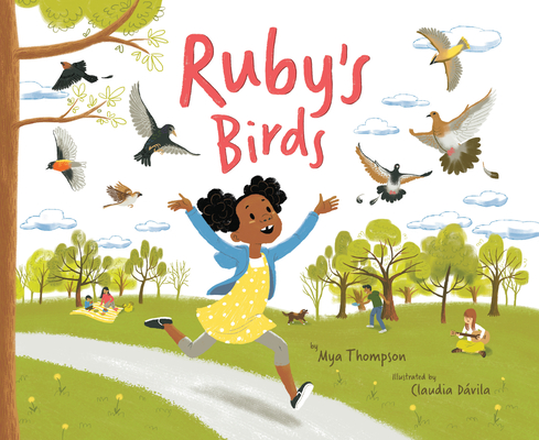 Ruby's Birds Cover Image