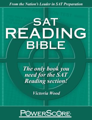SAT Reading Bible Cover Image