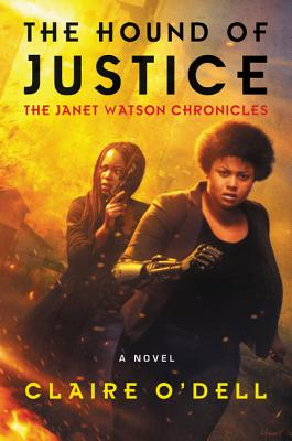Cover for The Hound of Justice