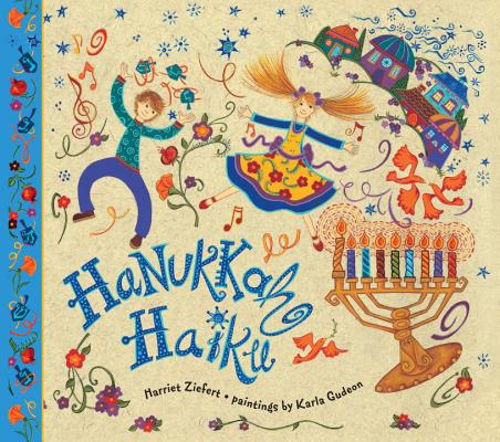 Hanukkah Haiku Cover