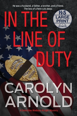 Cover for In the Line of Duty