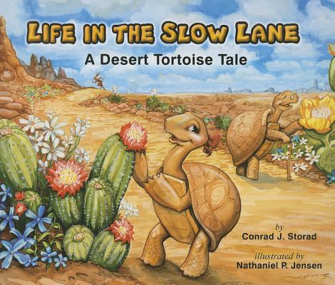 Life in the Slow Lane: A Desert Tortoise Tale Cover Image