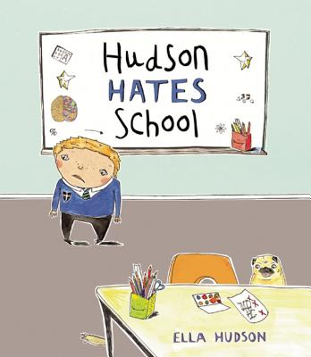 Hudson Hates School Cover