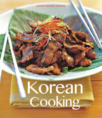 Korean Cooking Cover Image
