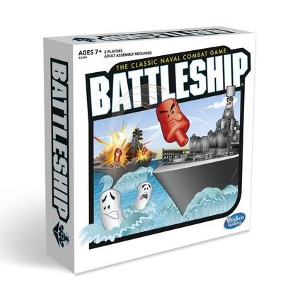 Battleship Cover Image