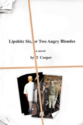 Lipshitz Six, or Two Angry Blondes Cover
