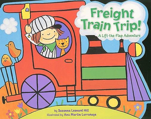 Freight Train Trip! Cover