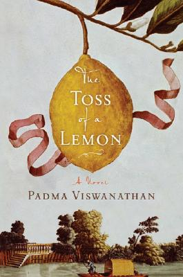 The Toss of a Lemon Cover