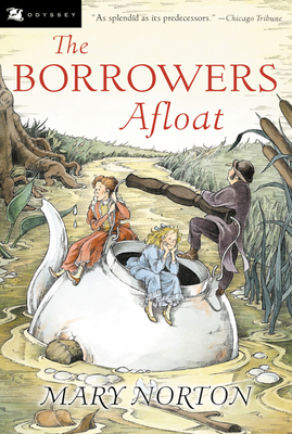 The Borrowers Afloat Cover