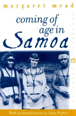 Coming of Age in Samoa Cover
