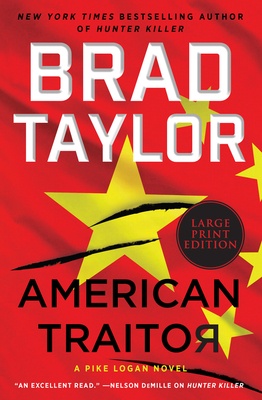 American Traitor: A Pike Logan Novel Cover Image
