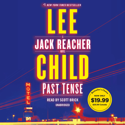 Past Tense: A Jack Reacher Novel Cover Image