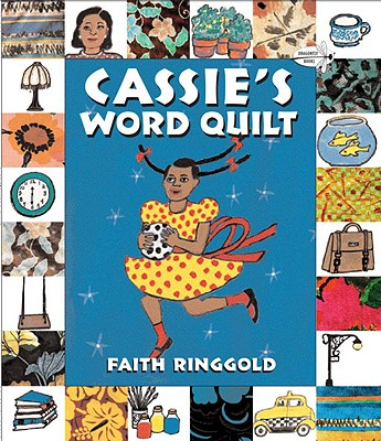 Cassie's Word Quilt (Paperback) Cover