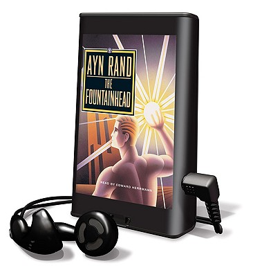 The Fountainhead [With Headphones] (Playaway Adult Fiction) Cover Image