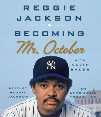 Becoming Mr. October Cover Image