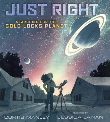 Just Right: Searching for the Goldilocks Planet Cover Image