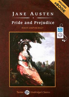 Pride and Prejudice [With Bonus E-Book] (Unabridged Classics in Audio) Cover Image
