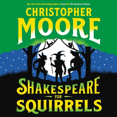 Shakespeare for Squirrels Lib/E Cover Image