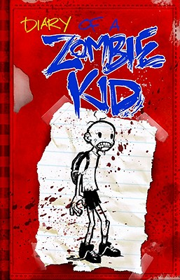 Diary of a Zombie Kid Cover