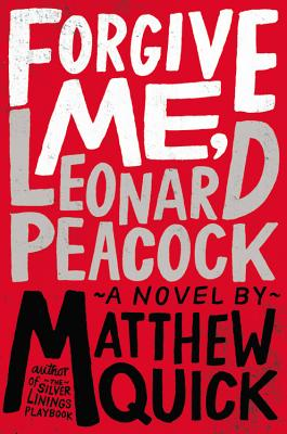 Forgive Me, Leonard Peacock Cover