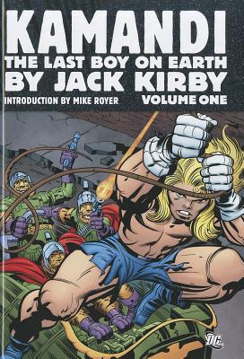 Kamandi, The Last Boy On Earth Omnibus Vol. 1 Cover
