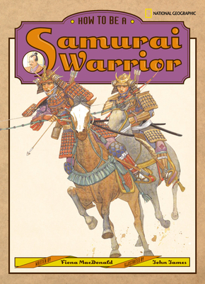 How to Be a Samurai Warrior Cover