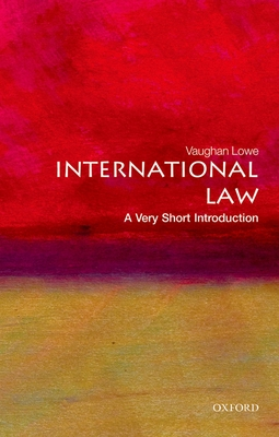 International Law: A Very Short Introduction (Very Short Introductions) Cover Image