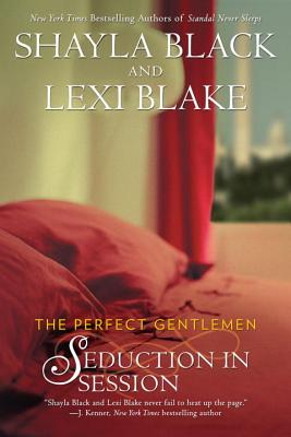 Seduction in Session (The Perfect Gentlemen #2) Cover Image