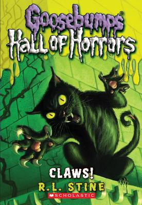 Goosebumps Hall of Horrors #1: Claws! Cover Image