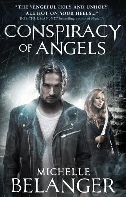 Conspiracy of Angels (Shadowside #1) Cover Image