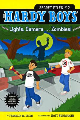 Lights, Camera... Zombies! Cover Image