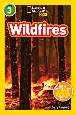 National Geographic Readers: Wildfires Cover Image