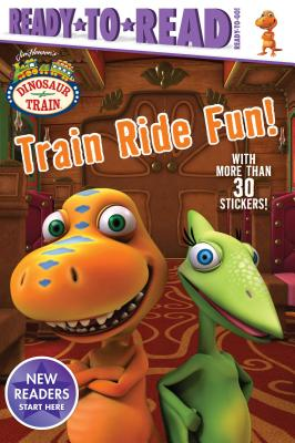 Train Ride Fun! (Dinosaur Train) Cover Image