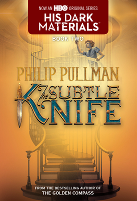 The Subtle Knife Cover